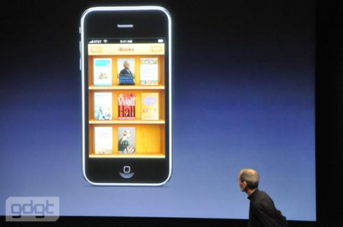 iBooks Now A Universal App