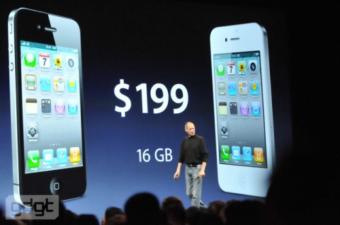 iphone 4 pricing e1275939673371 Everything announced at WWDC in one handy list