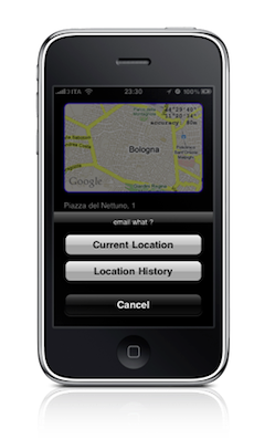 iphone screen4 history 50pct thin PlaceTrack: Enabling Background Google Latitude Updates For iPhone