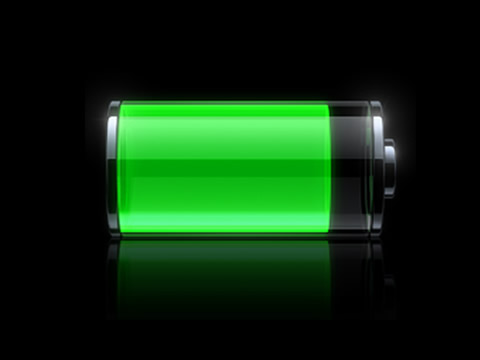 Battery Life on the iPhone 4 Lasts 38 Hours on heavy use. Yes, 38 hours!