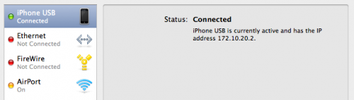 iphone usb 500x141 Want to use FaceTime without WiFi?  Heres how.