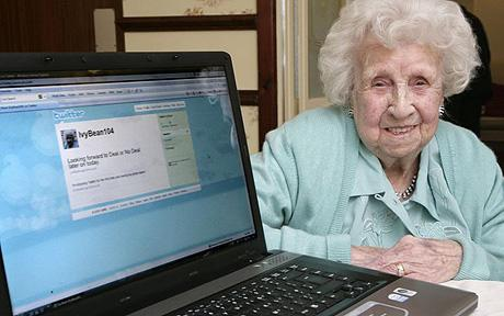 The Internet's Next Big Growth Spurt? Over 50s Flock Online