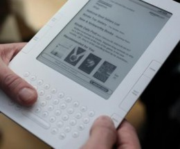 kindle icon 260x215 iPad Not On The Cusp Of Crushing The Kindle