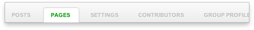 manage page.png.scaled500 Posterous matures. Adds Pages to its arsenal.
