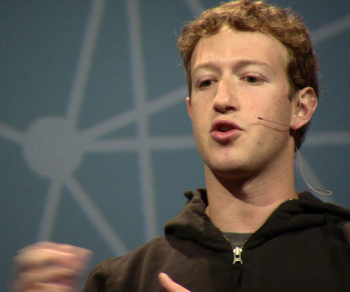 Facebook's Zuckerberg Charms London, Says Location Features Coming Soon