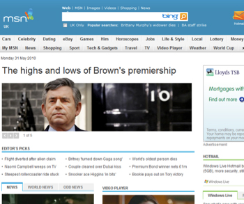 Portals Aren't Dead: MSN UK Turns 15, Relaunches