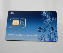o2 sim card by william hook 260x218 O2 Users Plan Data mashing Protest Against New Tariffs