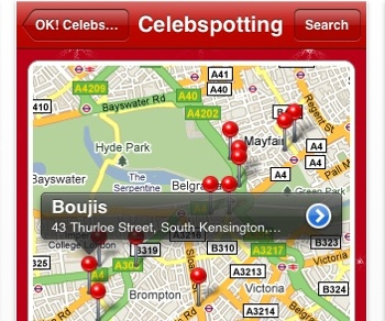Proof That Location's Gone Mainstream: The Celebrity Stalking App
