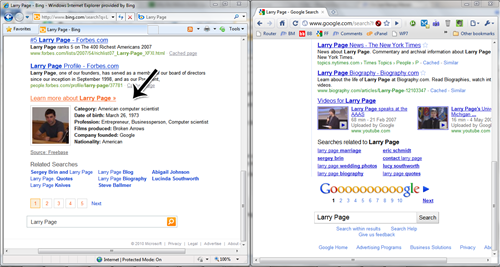 pagebig thumb Bing Earned Itself A Place In Safari