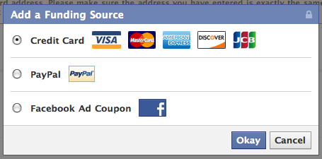 paypal You Can Now Use PayPal To Pay For Facebook Ads