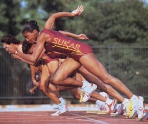 Sukar Sprinting