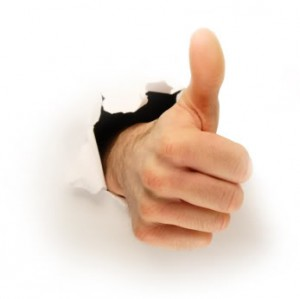thumbs up 300x299 Facebook Like Comes to Comments