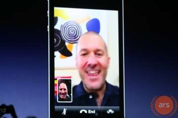 video chat The iPhone 4 Has Video Chatting