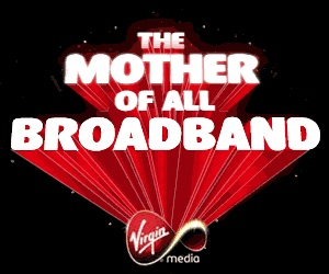 400Mbps Broadband Coming To Virgin Media In The Near Future