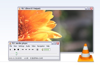 VLC Media Player updates.  Better HD, dropped SHOUTcast support.
