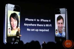 wifi 260x173 The iPhone 4 Has Video Chatting