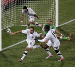 world cup landon donovan goal f93c69db92cad71b large 260x232 ESPN3.com averaged 328,000 viewers per minute during US vs Algeria World Cup match