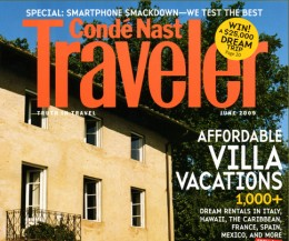 21 cover lg 260x217 Condé Nast Traveler Releases $10 City Guide iPhone Apps With Augmented Reality
