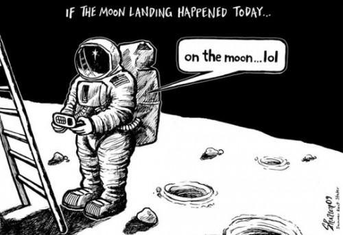 29996 540 500x342 If the Moon landing happened today: