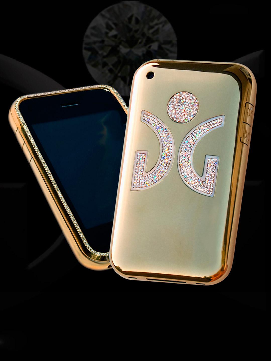 Golden Delicious iPhone
