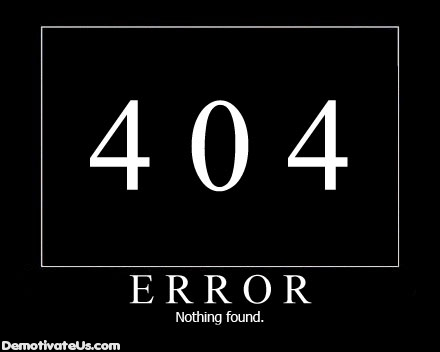 404-error-nothing-found-demotivational-poster