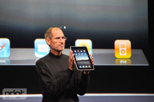 [Rumor] Apple To Charge For iPad iOS4 Update?