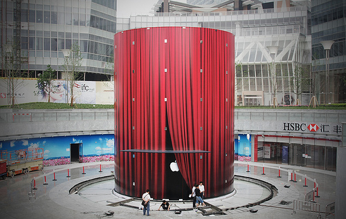 4708634899 47a7620474 Shanghai looking to claim title of coolest looking Apple Store in the world