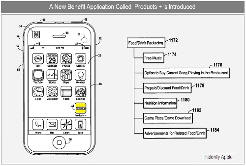 6a0120a5580826970c0133f22556ee970b How Apple envisions a check in iPhone and OS