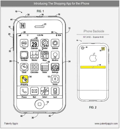 6a0120a5580826970c013482170d18970c 800wi How Apple envisions a check in iPhone and OS