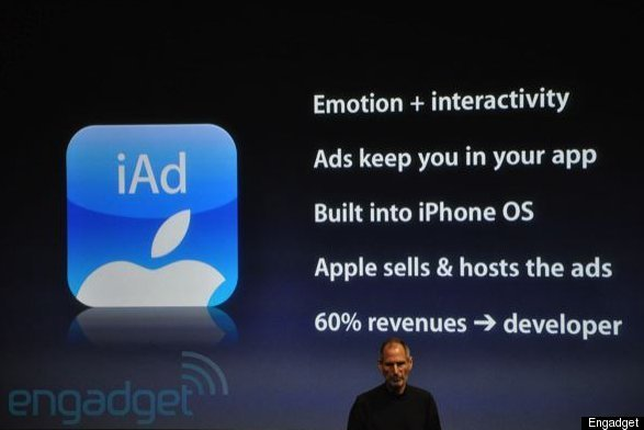 Apple is shutting down the iAd App Network on June 30