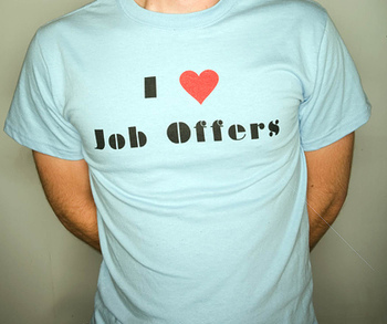 "Twitter Users ""More Likely To Get Job Interviews"""