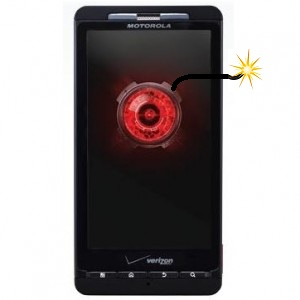 Verizon DroidX blows up, blows chance to hurt iPhone