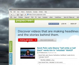 PSMain 260x214 Popscreen helps you discover cool videos, then predicts how popular they will become.