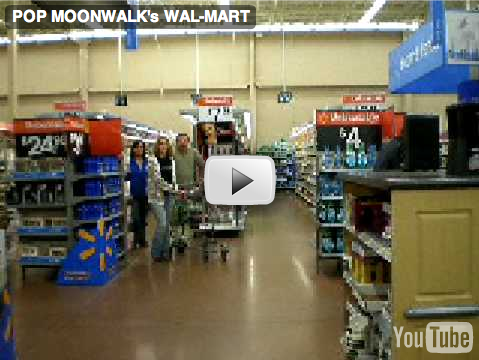 Meme alert – Moonwalking Video Bombing