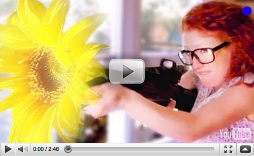Flower Gun Powder [video]!