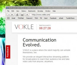 VokleThumb 260x219 Vokle wants to give everyone a custom video conference platform.