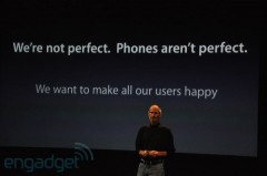 WHOA Apple apologizes e1279302316174 Apples iPhone Press Conference in one handy list