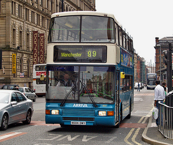 UK first: Manchester catches the Open Data bus