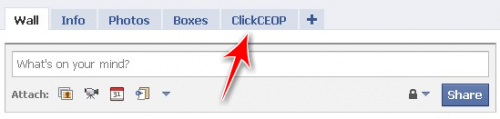 ceop tab 500x119 Facebook gets a panic button. Heres how it works.