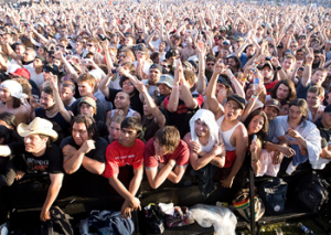 crowd 300x213 Eventarc releases numbers   shows its a growing force in online ticketing