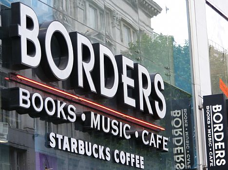 Borders eBook Store Opens For Business