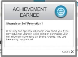 ea unlock 260x191 Empire Avenue, the stockmarket where YOURE for sale. [Invites]