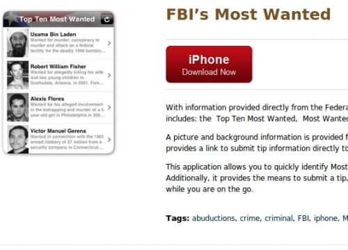 fbi 500x360 USA.gov Gets A New Look, Includes Mobile App Gallery