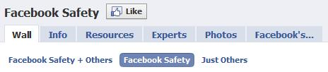 fbsafe2 Facebooks new Safety Page takes more strides toward user education.