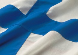 finland flag 260x185 Today Finland officially becomes first nation to make broadband a legal right