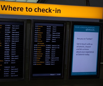 Airport Wants You To Tweet Your Complaints