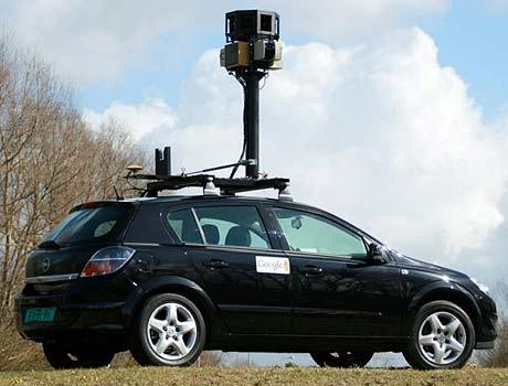 googlestreetview 1212782c UK authorities: Google Street View cars did not collect meaningful personal details