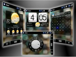 htc sense pointsense suite 260x195 HTC To Port Sense UI To Windows Phone 7