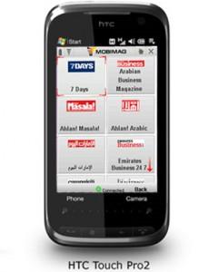 Mobimag Screenshot