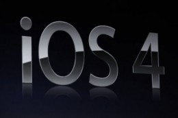 ios4 260x172 3 Tips To Speed Up Your Unresponsive iOS4 Enabled iPhone 3G
